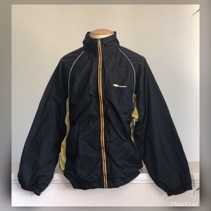 Retro Reebok Windbreaker Jacket | Size L